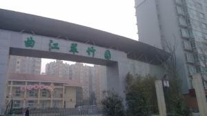 西安曲江翠竹园